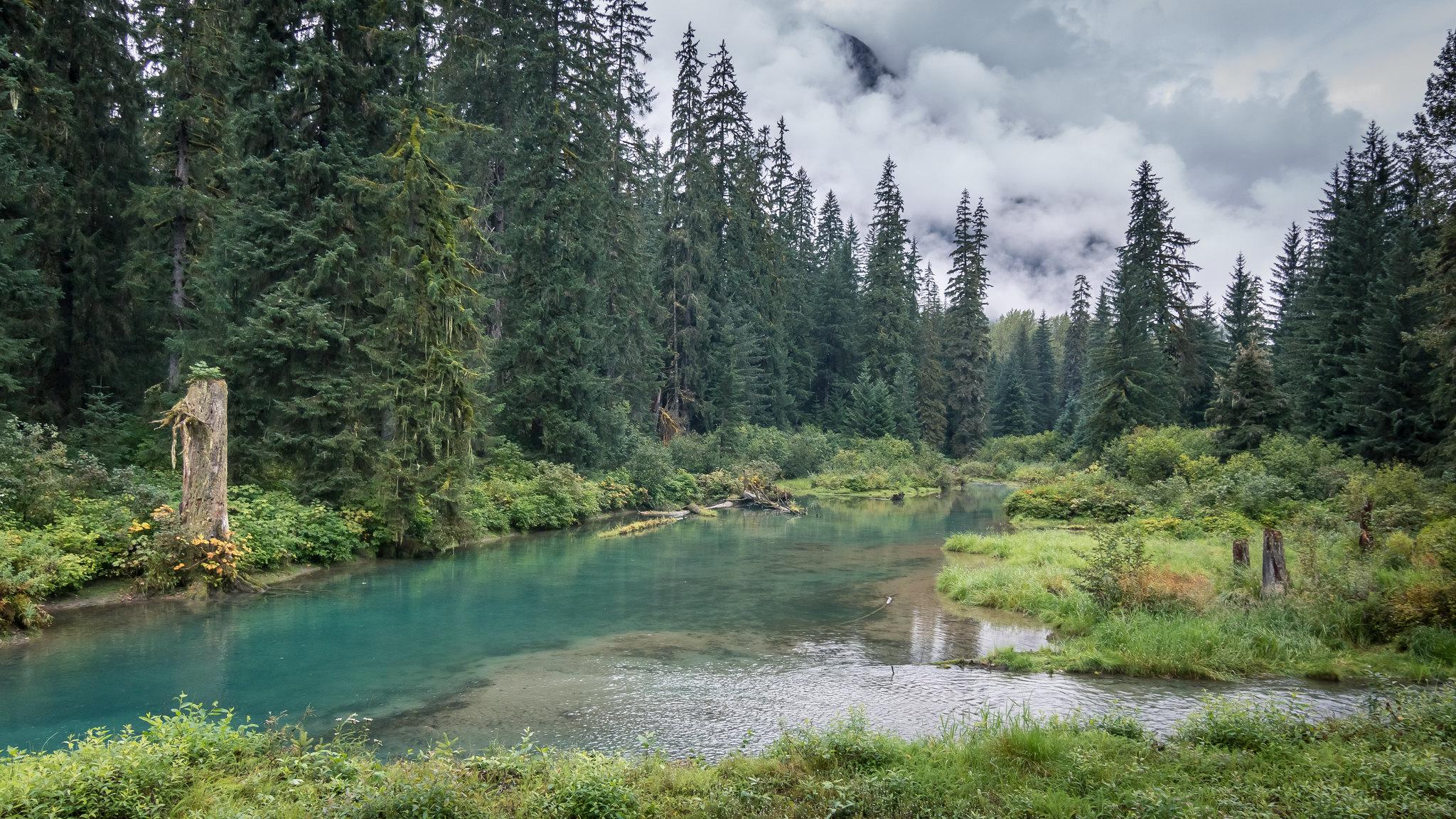 Hyder - Alaska - [USA]