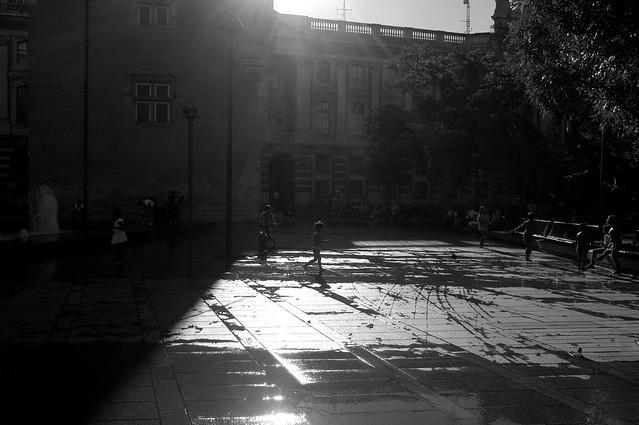 Back Court - Capitole - Toulouse