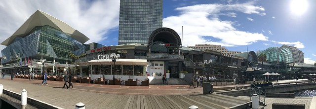 Harbourside Shopping Mall, Darling Harbour, Sydney, NSW