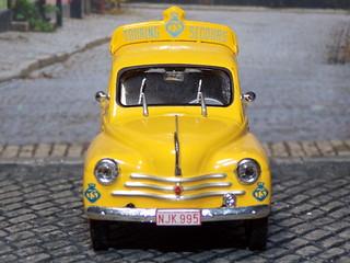 Renault 4CV - Touring Secours - 1958 - Eligor