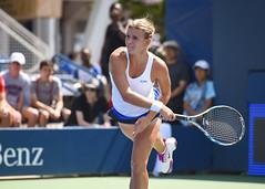 2017 US Open Tennis - Qualifying Rounds - Danielle Lao (USA) def. Jana Fett (CRO)