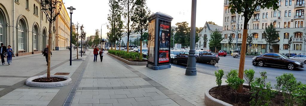 Большевики разрушили Садовое кольцо, мы восстановили 54