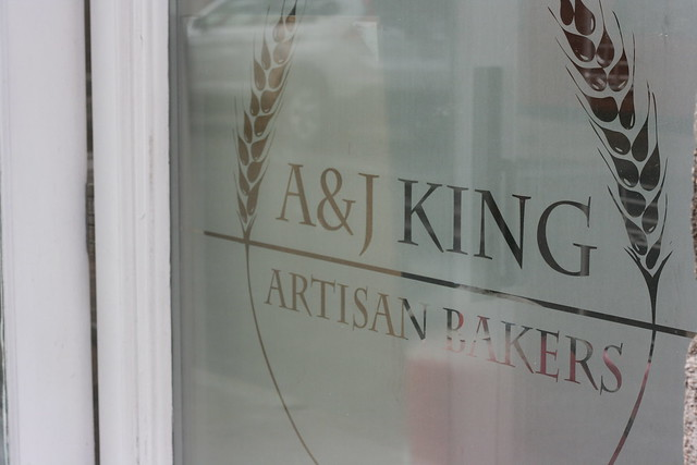 Field Trip:  A&J King Bakery in Salem, MA