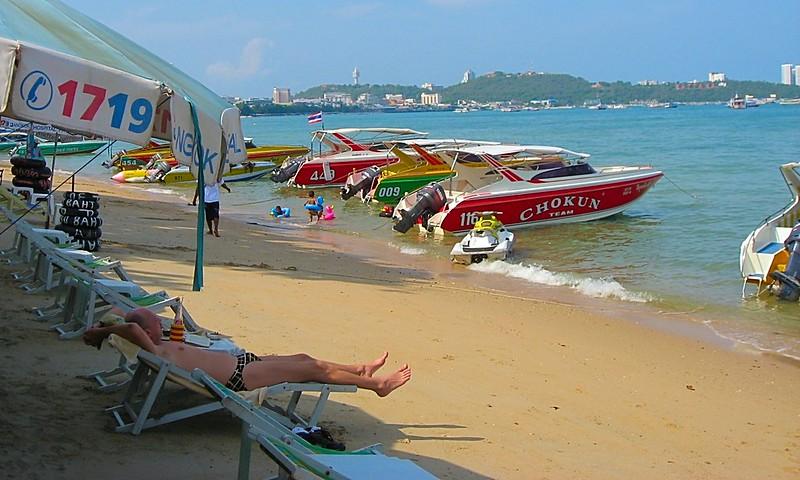Bangkok Pattaya Krabi