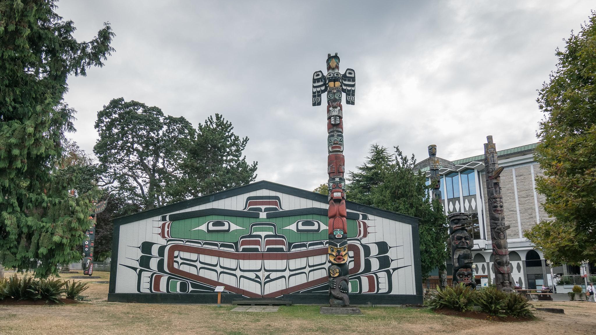 Victoria - Colombie Britannique - [Canada]