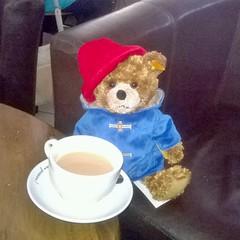 A Big Cup of Tea...