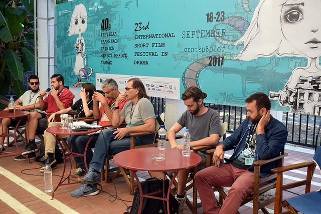 Παρουσίαση Σκηνοθετών, Παρασκευή 22 Σεπτεμβρίου 2017