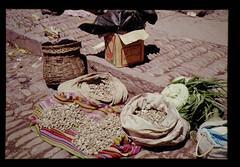 ピサクの市(キャベツ、チューニョ、ネギ)