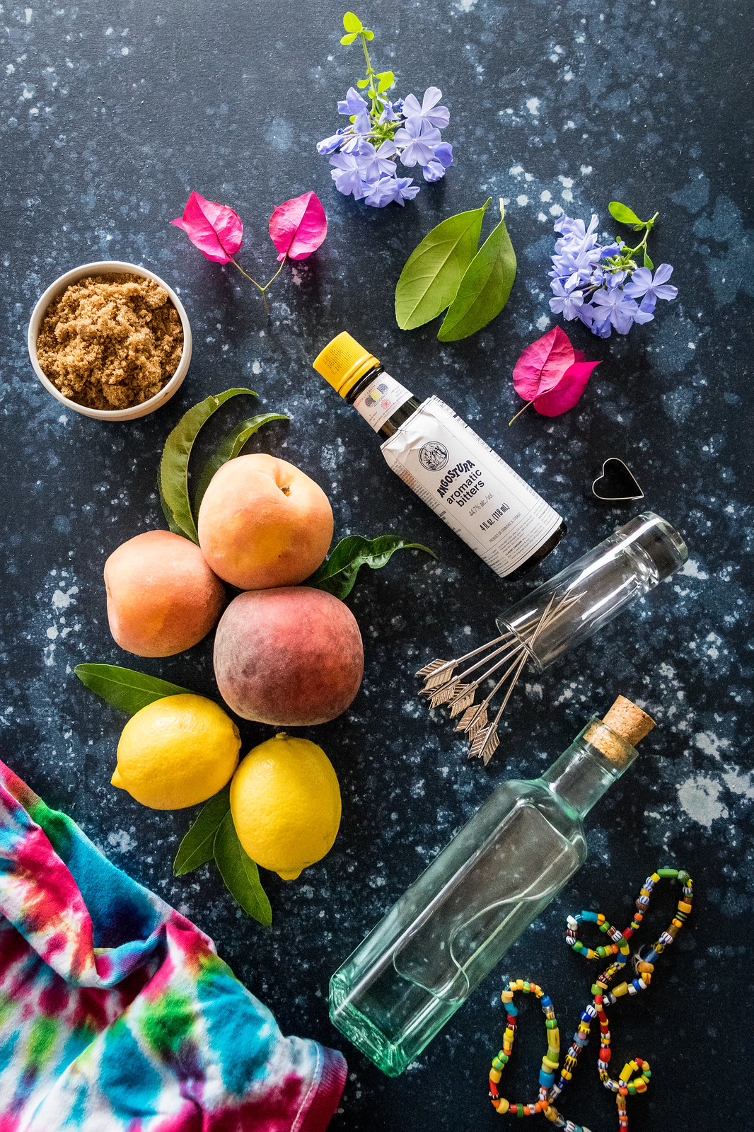 fresh fruit and booze: what more could you ask for?