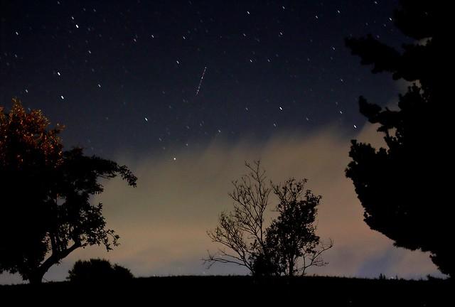 Tonight's night sky (explored), Canon EOS REBEL T6, Canon EF 50mm f/1.8 STM