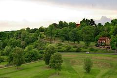 Crépy en Valois, route de Compiègne