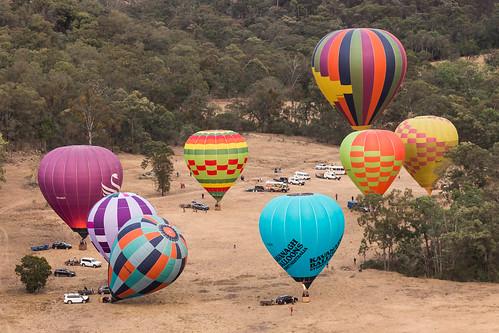 Hunter Valley Balloon Fiesta 18