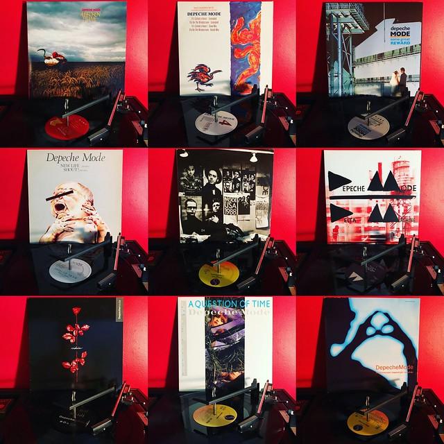 Turntable: Depeche Mode