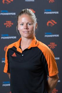 Danielle Fauteux-Asst Coach (17-18 Snucins)