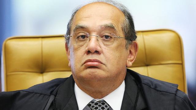 Ministro Gilmar Mendes afirmou em tom agressivo que não vê nada demais em julgar a questão que favoreceu Barata Filho - Créditos: Divulgação