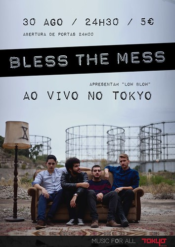Bless the mess promo