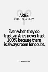 Astrology Quotes : Aries…