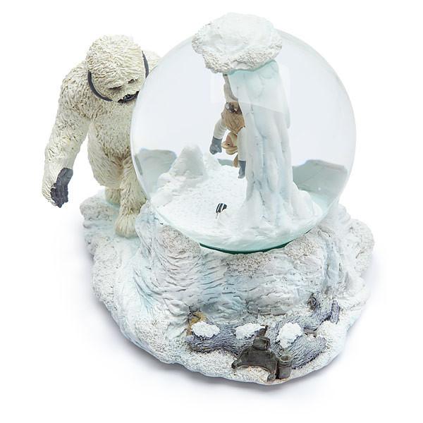 路克,這樣你還逃得了嗎??ThinkGeek 星際大戰【丸帕洞穴雪景球】Star Wars Wampa Cave Snow Globe