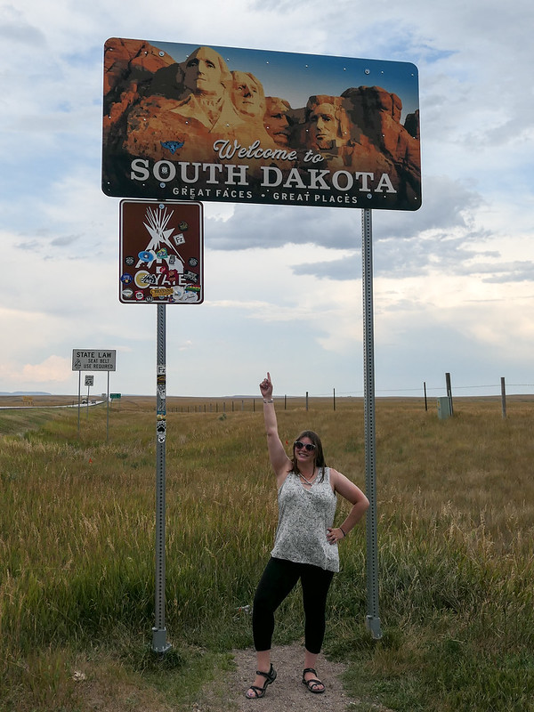Amanda in South Dakota