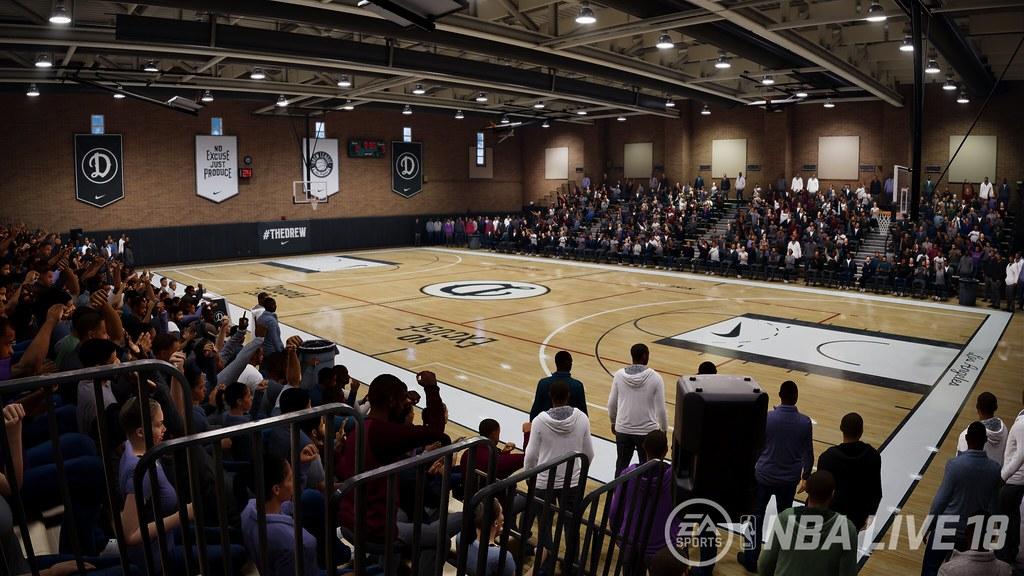 EA Sports: NBA Live 18