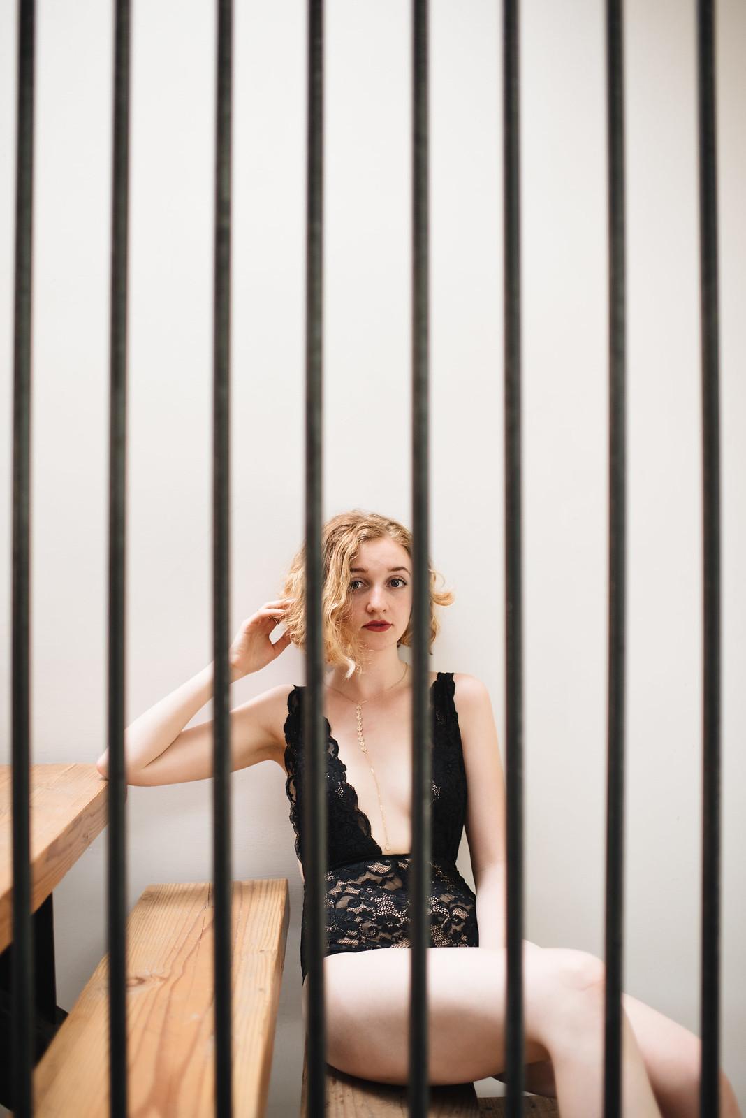 Tasteful whimsical bohemian boudoir on  juliettelaura.blogspot.com