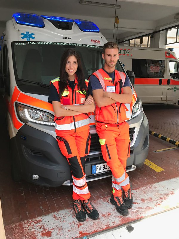 Servizio Civile: la storia di Matteo e Miriam