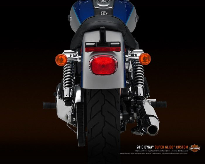 Harley-Davidson 1450 DYNA SUPER GLIDE CUSTOM FXDC 2005 - 18