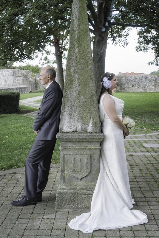 Bertrand et Marjorie