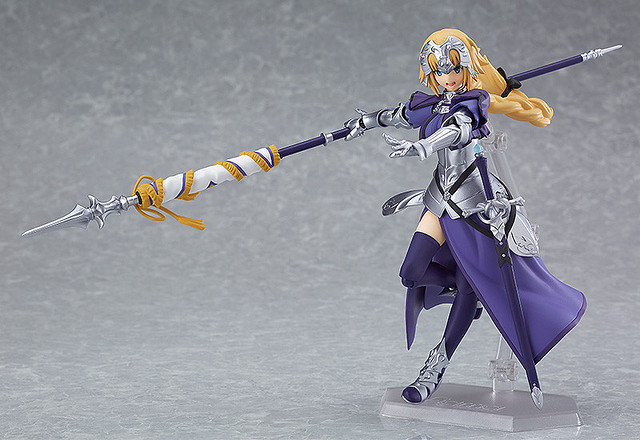 主的力量請守護我們!figma 《Fate/Grand Order》 Ruler/聖女貞德(ルーラー/ジャンヌ・ダルク)