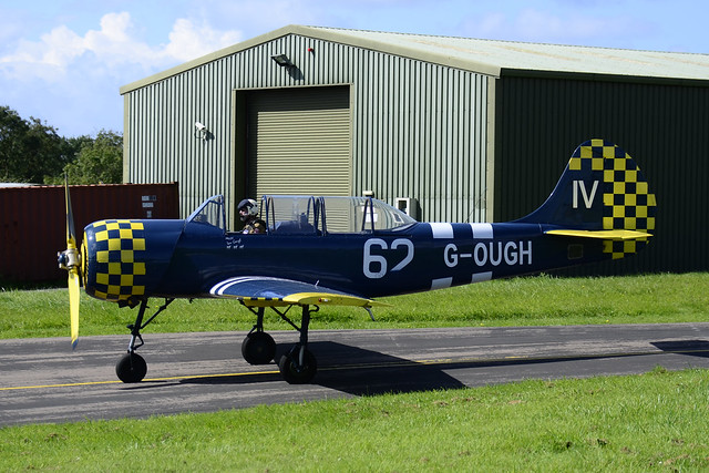 G-OUGH Yak-52