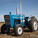 Ford 3000 match ploughing
