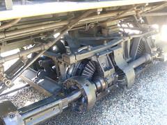 Shay #1 gears + drive shaft