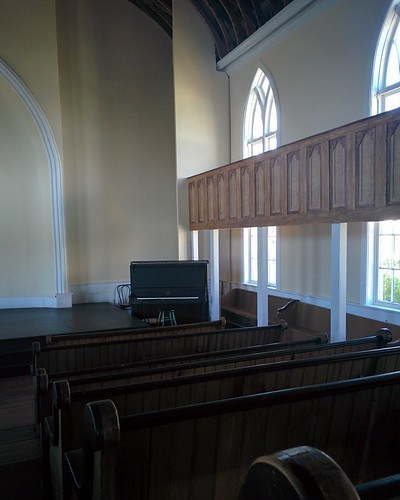 Long River Church, interior (3) #pei #princeedwardisland #cavendish #avonleavillage #longriverchurch #architecture