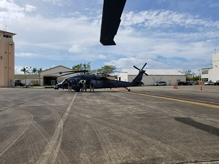 106th Rescue Wing Pararescue Performs Search and Rescue in relief of Hurricane Irma