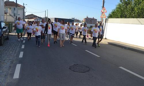 Caminhada Solidária