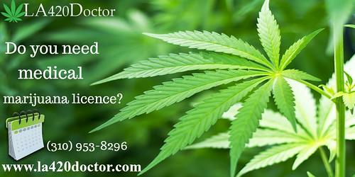 Medical Marijuana License to Receive Marijuana Treatment