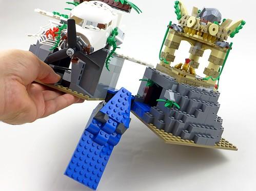 LEGO City Jungle 60161 Jungle Exploration Site 76