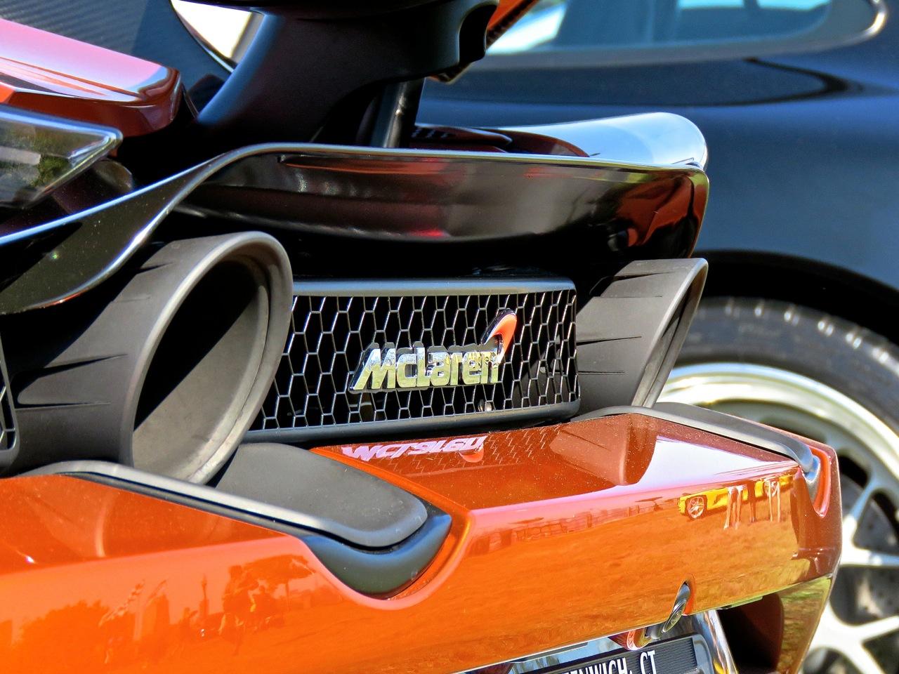 McLaren 720S Driven By Purpose