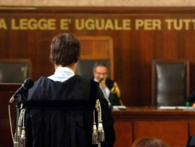 magistratura aula tribnale