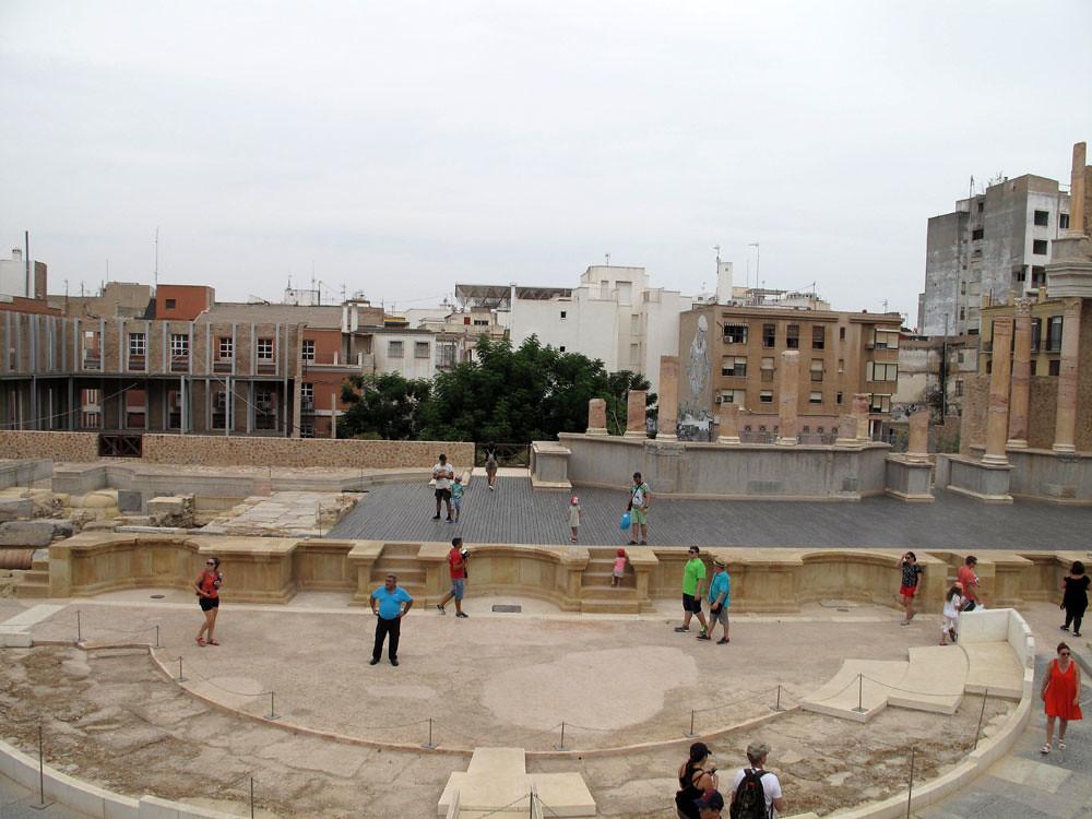 museo teatro cartagena_patrimonio_rafael moneo_intervención_premio europa nostra_orchestra