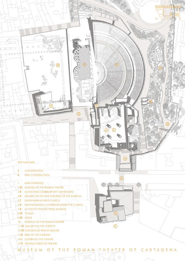 planta-teatro-museo-romano-cartagena-via-estudio-rafael-moneo