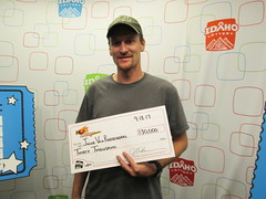 Jacob Van Roosendaal - $30,000 - Hot Lotto - Weston - Woodwards Country Store