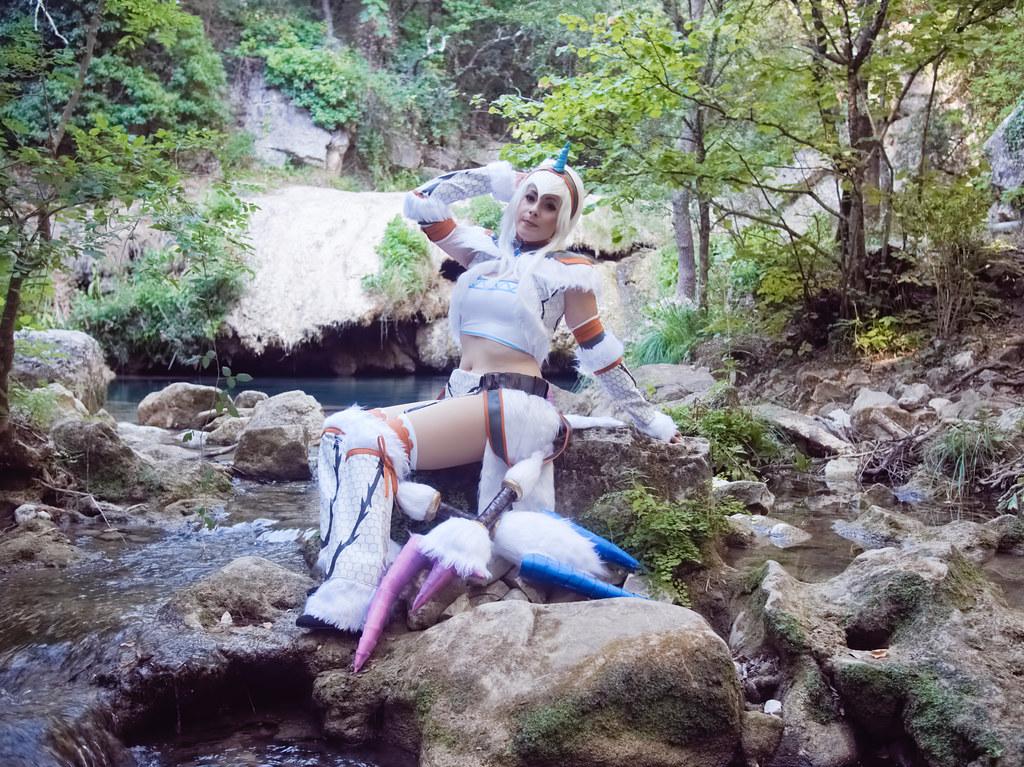 related image - Shooting Monster Hunter - Kirin - Mervina - Montferrat - 2017-08-22- P1055396
