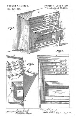 CHAPMAN COIN CABINET