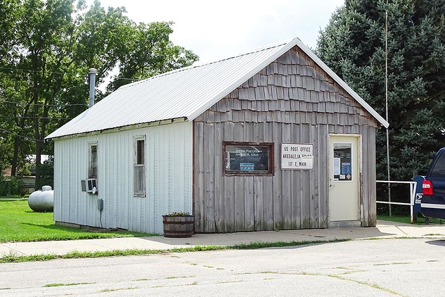 Aredale, IA post office