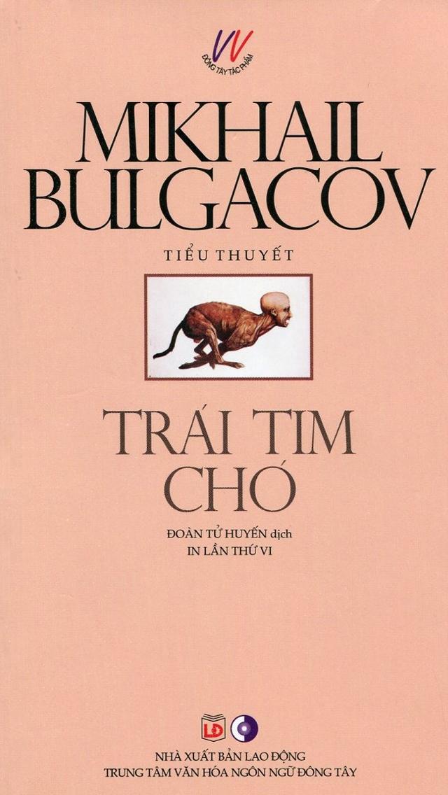 Trái Tim Chó - Mikhail Bulgakov