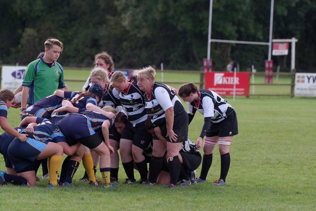 HRFC Ladies XV vs Teddington