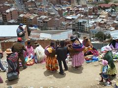 La Ceja de El Alto (La Paz-Bolivia)