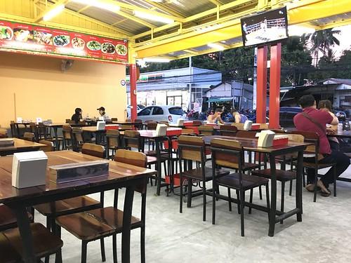 今日のサムイ島 9月20日 広くなったラノーンレストラン2