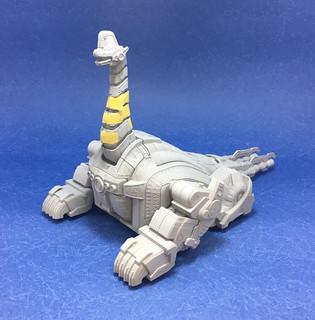 超級迷你盒玩 《恐龍戰隊ZYURANGER》巨大獸騎神「帝王腕龍」情報公開!!スーパーミニプラ キングブラキオン